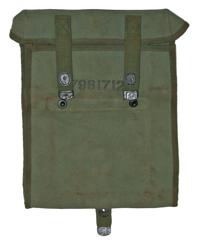 Pamphlet Case, Used, GI (9-1/2