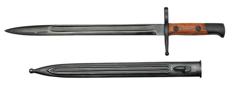 Bayonet & Scabbard, Reproduction