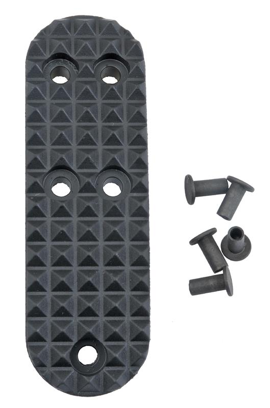 Butt Pad Kit, For Latest Style Collapsible Stock, Unissued