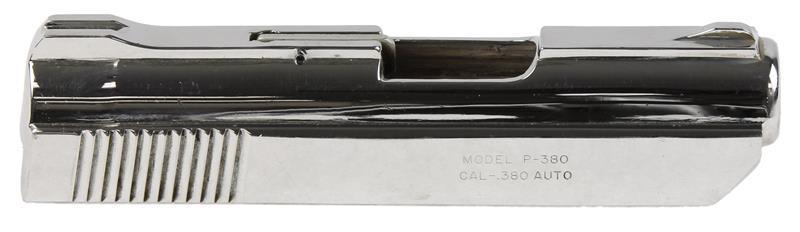 Slide, w/Extractor Pin & Spring, Nickel, Used, Original