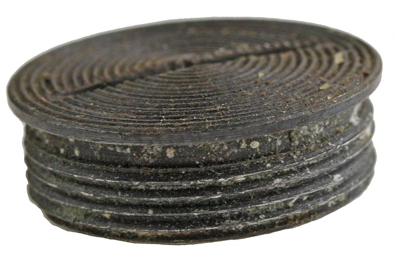 Buttplate Plug, Used, Factory Original