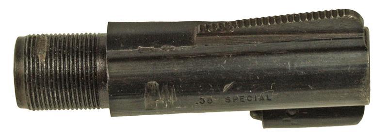 Barrel, .38 Cal., 2-1/4
