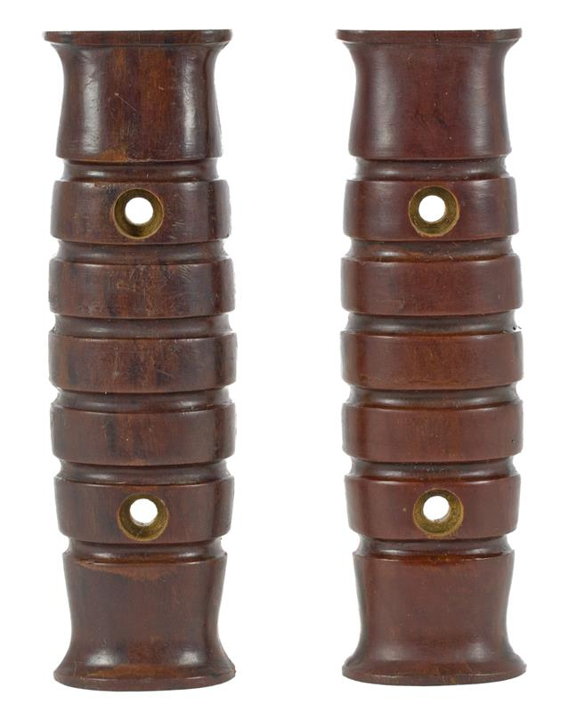 Bayonet Grips, M4 Dutch,  Bakelite, Used - Excellent Condition