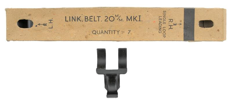 Links, M3A1, Box of 7, Military Issue, New