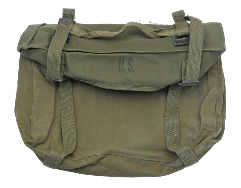 Cargo Field Pack, M1945, U.S. G.I., OD Canvas, Unissued