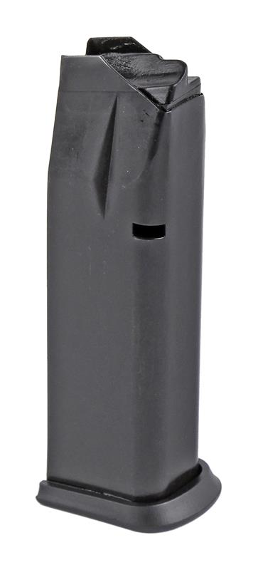 Magazine, .45 ACP, 14 Round, Blued, New (w/ Polymer Base Plate; U.S.A. Brand)