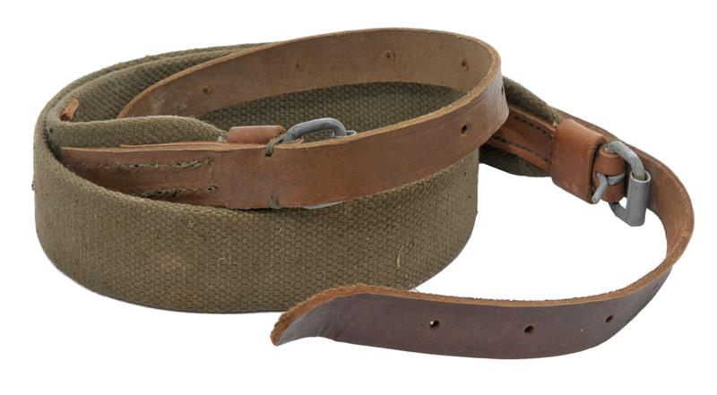 Sling, Canvas, Original Post WWII, Used (Polish Manufactured for Russian Models)