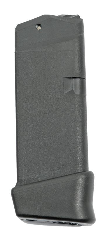 Magazine, .40 S&W, 9 Rnd. + 1 Extension, 10 Rnd. Total, Polymer, New Factory