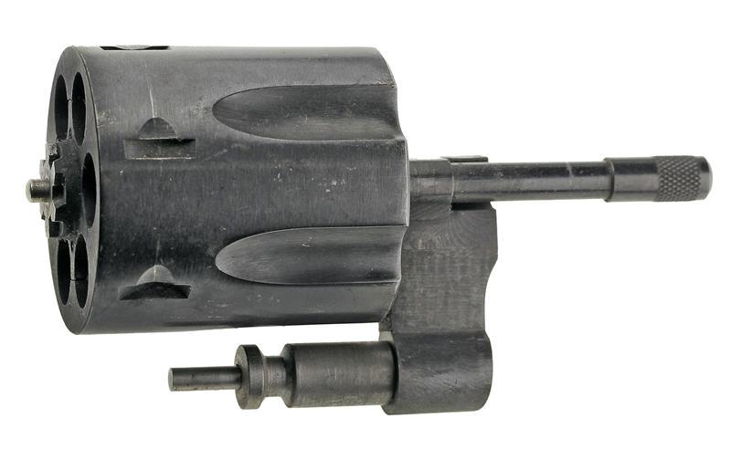 Cylinder, .357 Mag, Blued