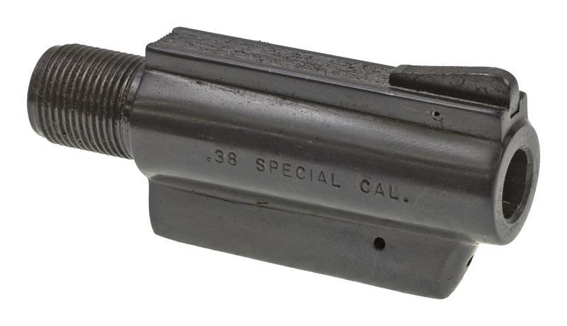 Barrel, .38 Spec, 2-3/4'', Blued