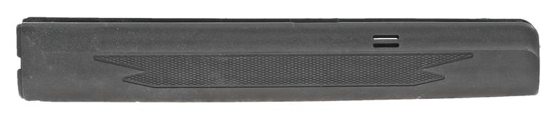 Forend, 20 Ga, Synthetic, Checkered, Black, OAL 12-1/4