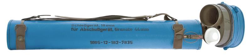 Rocket Storage Tube, PzF-44