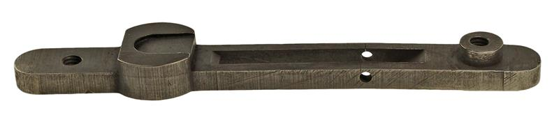 Forend Plate, Silver