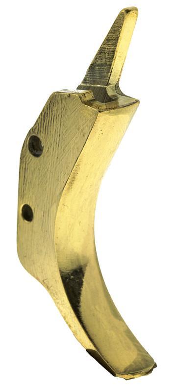 Trigger, Right, Gold Plated, New Factory Original (Grade 2 & 3)