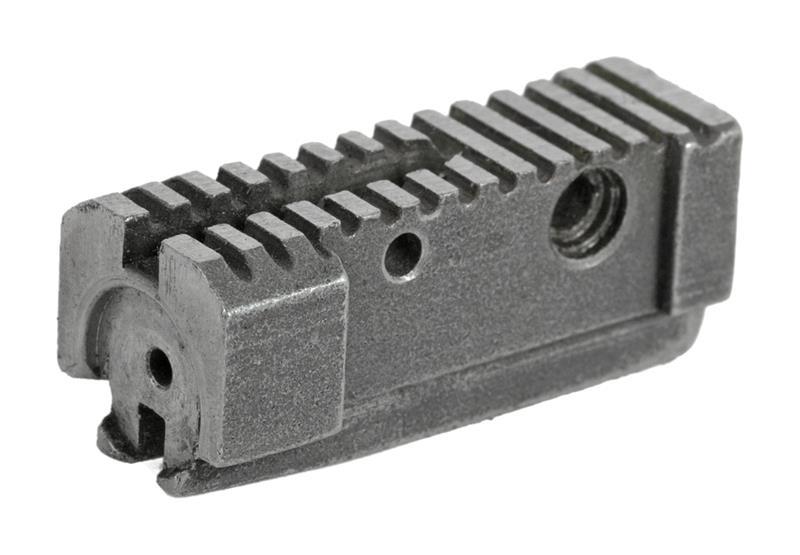 Bolt (Breech Block), .380 ACP, Type 1 (Even Bottom Lugs)