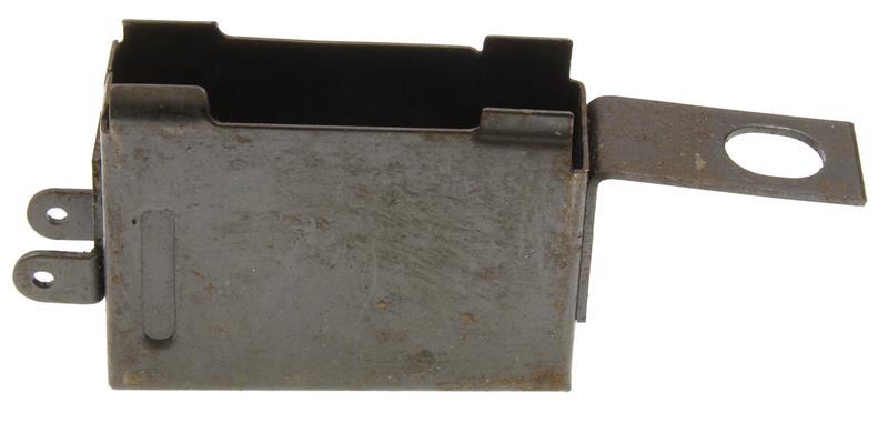Magazine Box, 16 Ga., Stripped (w/ Front & Rear Tabs)