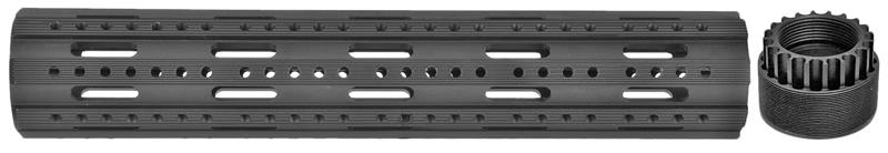 Forend, Free-Float, 8 Sided, Rifle Length