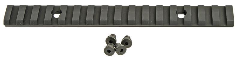 Picatinny Rail, Aluminum, Low Profile, 6
