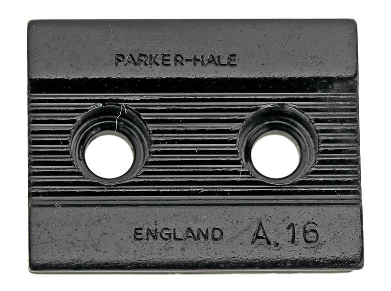Scope Mount Block, 2 Piece, A16 - Manufactured by Parker Hale w/o Screws