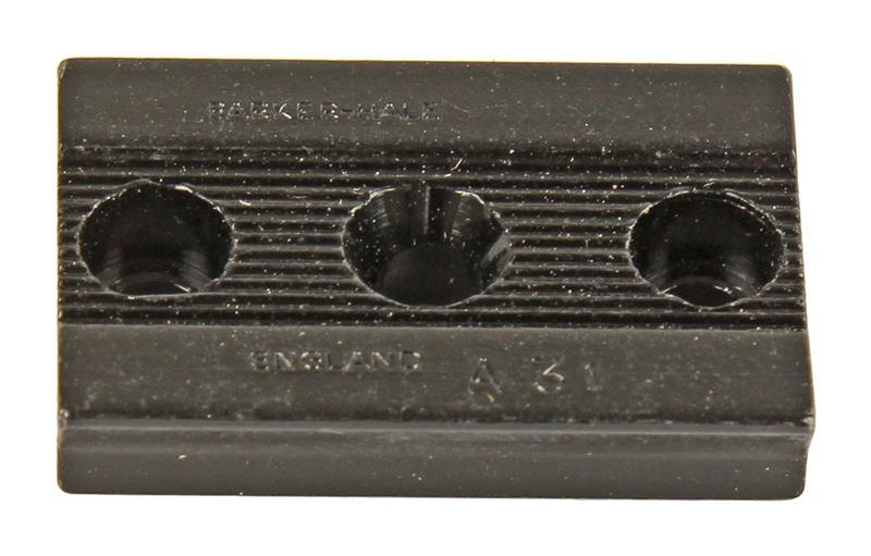 Scope Mount Block, 2 Piece, #31 - Manufactured by Parker Hale w/o Screws
