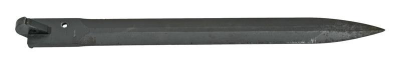 Bayonet, Folding, 11'' Blade, Used Factory Original