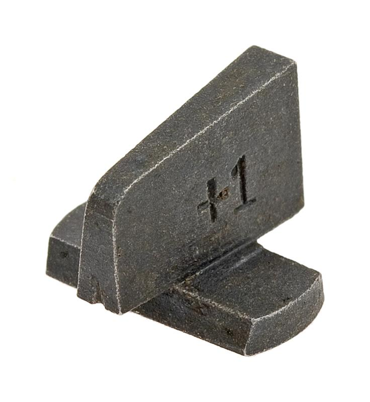 Front Sight, 4 5mm High, New (Stamped -1)   Gun Parts Corp