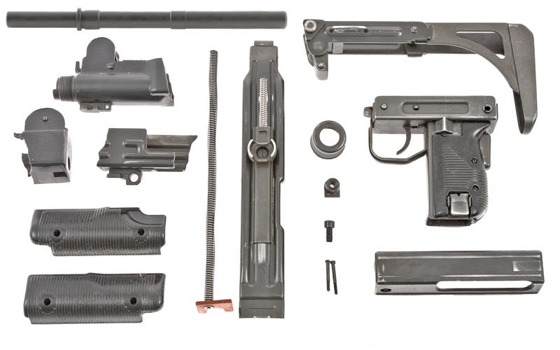 Parts Kit w/ New Reproduction 10-1/2
