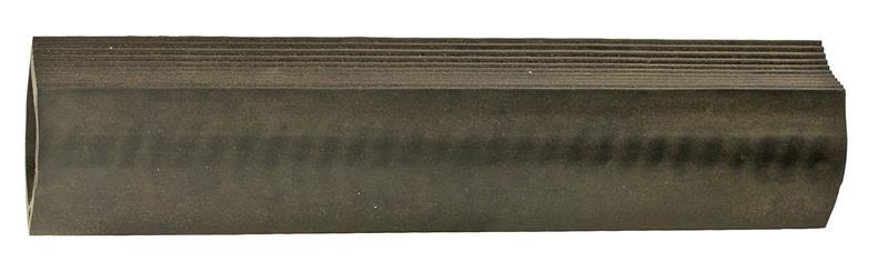 Forend Cover, Slip-On (Soft Rubber; For Aluminum Tube Forends)