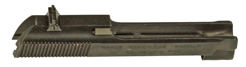 Slide Assembly, Used Factory Original (Marked Wards Westernfield Model 5)