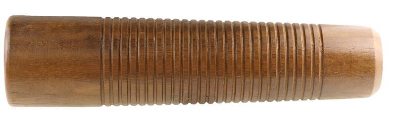 Forend, 12 Ga., Beavertail, Ringed Hardwood