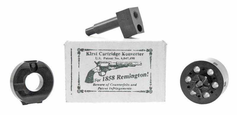 Cartridge Konverter, .22 Rimfire, Kirst