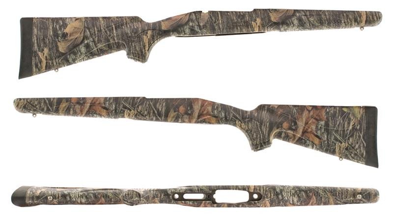 Stock, WSSM, RH, Ultimate Shadow, Mossy Oak Break-Up (Fits 1 Piece Trg Grd)