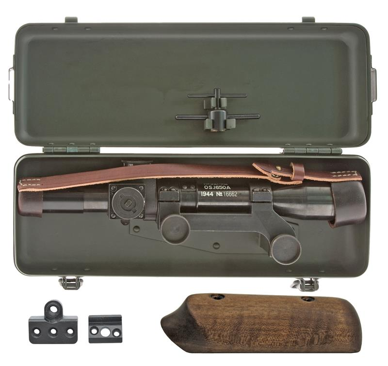 SMLE (Also See Enfield) No  4 MKI Accessories Parts