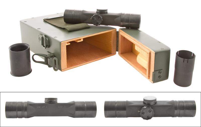 Meopta ZF-4 Sniper Scope | Gun Parts Corp