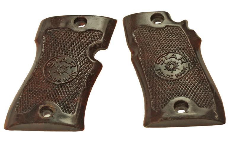 Grips, Brown Plastic, Original