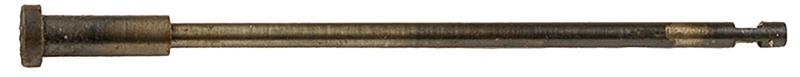Forend Catch Button, Blued (4-3/8