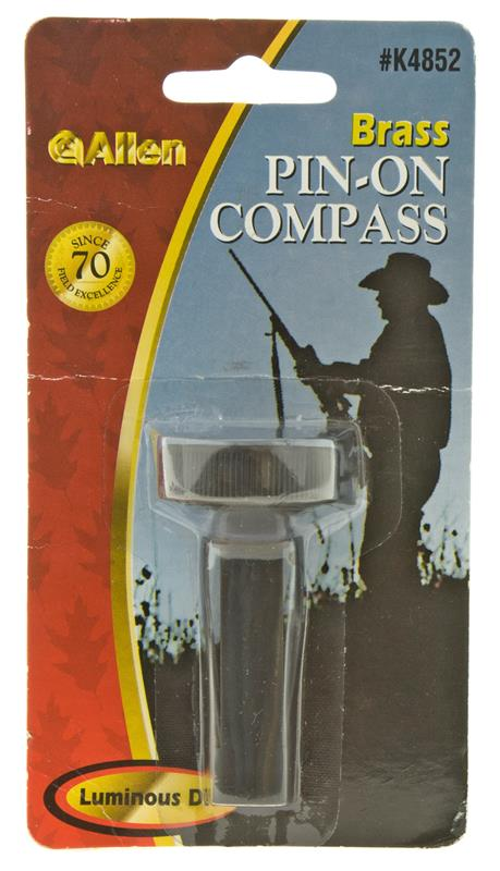 Pin-On Compass