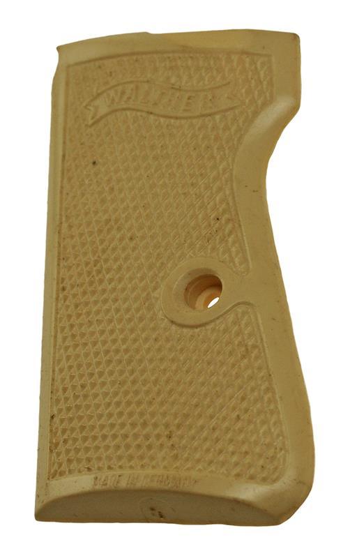 Grip, Original, Left, w/o Escutcheon, Simulated Ivory