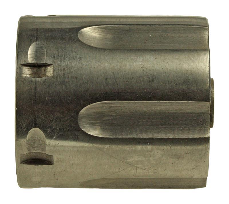 Cylinder, .38 Spec, 6 Shot, Medium Frame, SS (Uses .190 Left Extractor Rod)