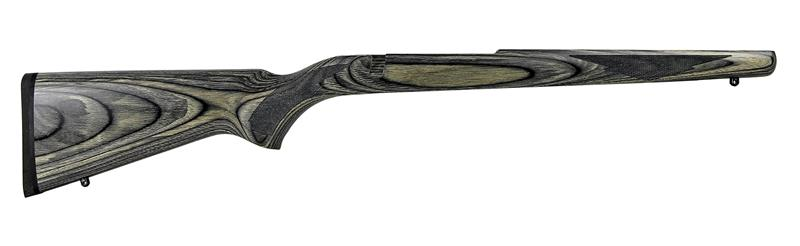 Stock Complete, Black Laminate (Varmint)