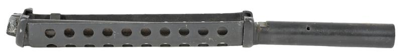 Handguard & Gas Cylinder Assembly, Vented Steel
