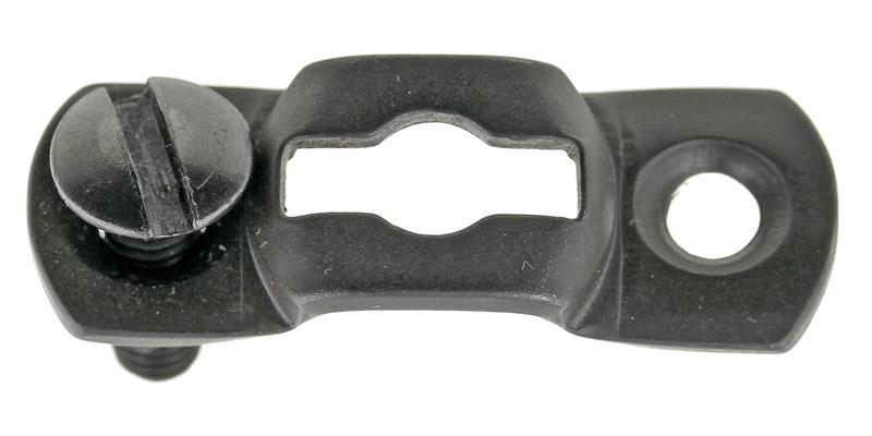 Swivel Plate w/ Machine Screw, New (Twist Lock Detachable)