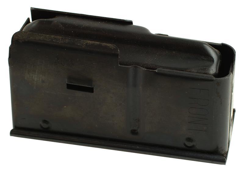 Magazine, .308, .243, .22-250, .250 Sav & 7mm-08, 4 Round, Blued - -
