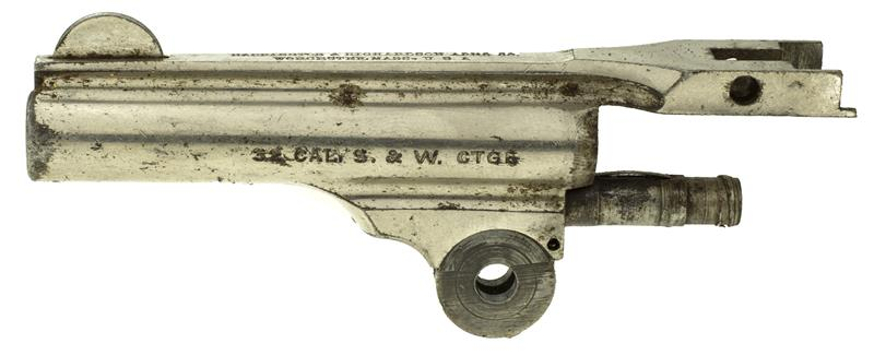 Barrel, .32 Cal., 3'', 5 Shot, Takes New Style Barrel Catch, Nickel