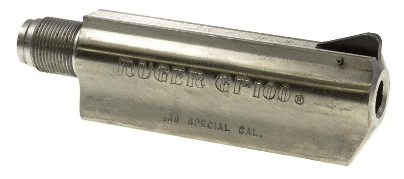 Barrel, .38 Spec, 4'', Stainless