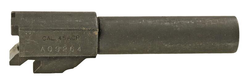 Barrel, .45 ACP, Blued (For Slides w/ Loaded Chamber Indicator)