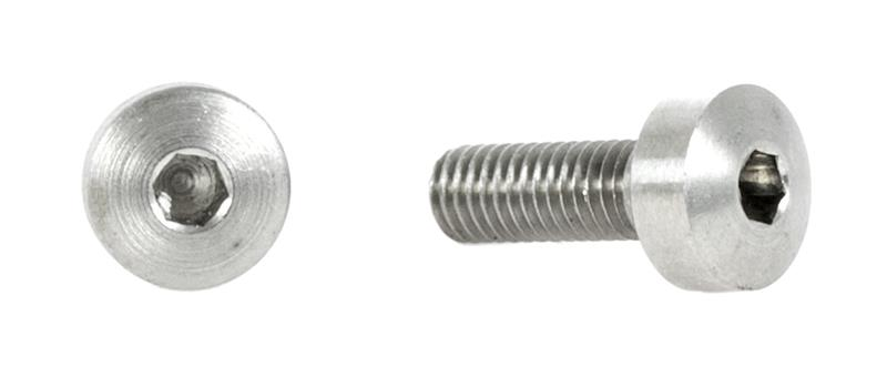 Grip Screw, Stainless (Hex Head; Set of 2)