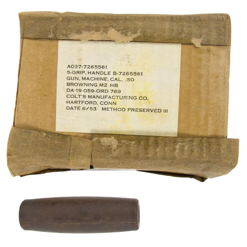 Backplate Grip Handles, New Unissued (Box of 5)