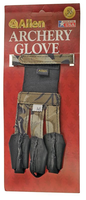 Archery Glove, Medium, Advantage Camo