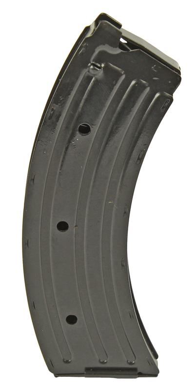 Magazine,  22 Cal , 15 Round, Blued Steel, New Reproduction | Gun Parts